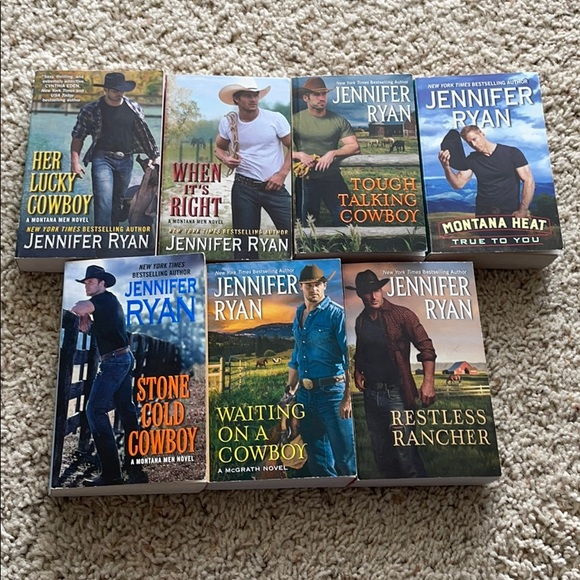 Jennifer Ryan Books